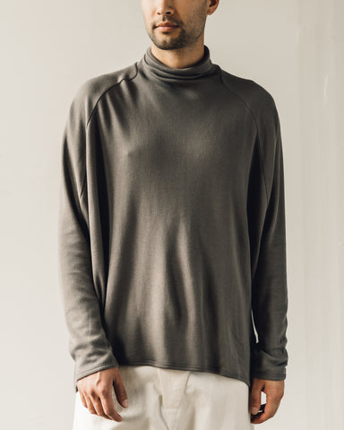 Jan-Jan Van Essche Tee #38, Mud Grey Pancake
