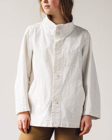 Jesse Kamm Deck Jacket, White