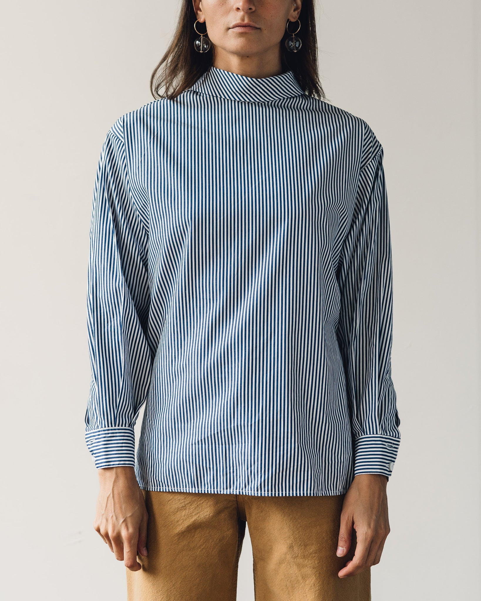 Jesse Kamm Box Turtleneck