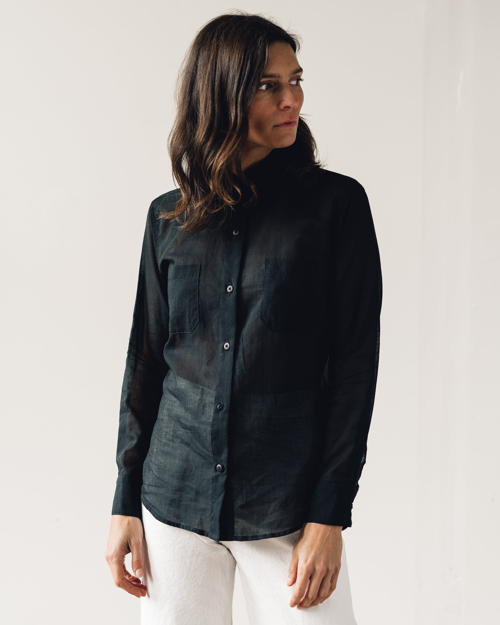 Jesse Kamm Georgia Button Down
