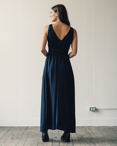 Jesse Kamm Palma Dress, Navy