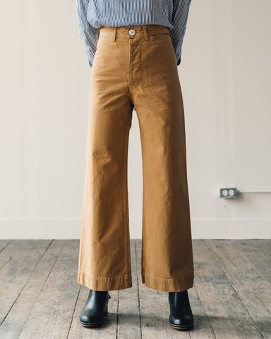 Jesse Kamm Sailor Pant, Wheat