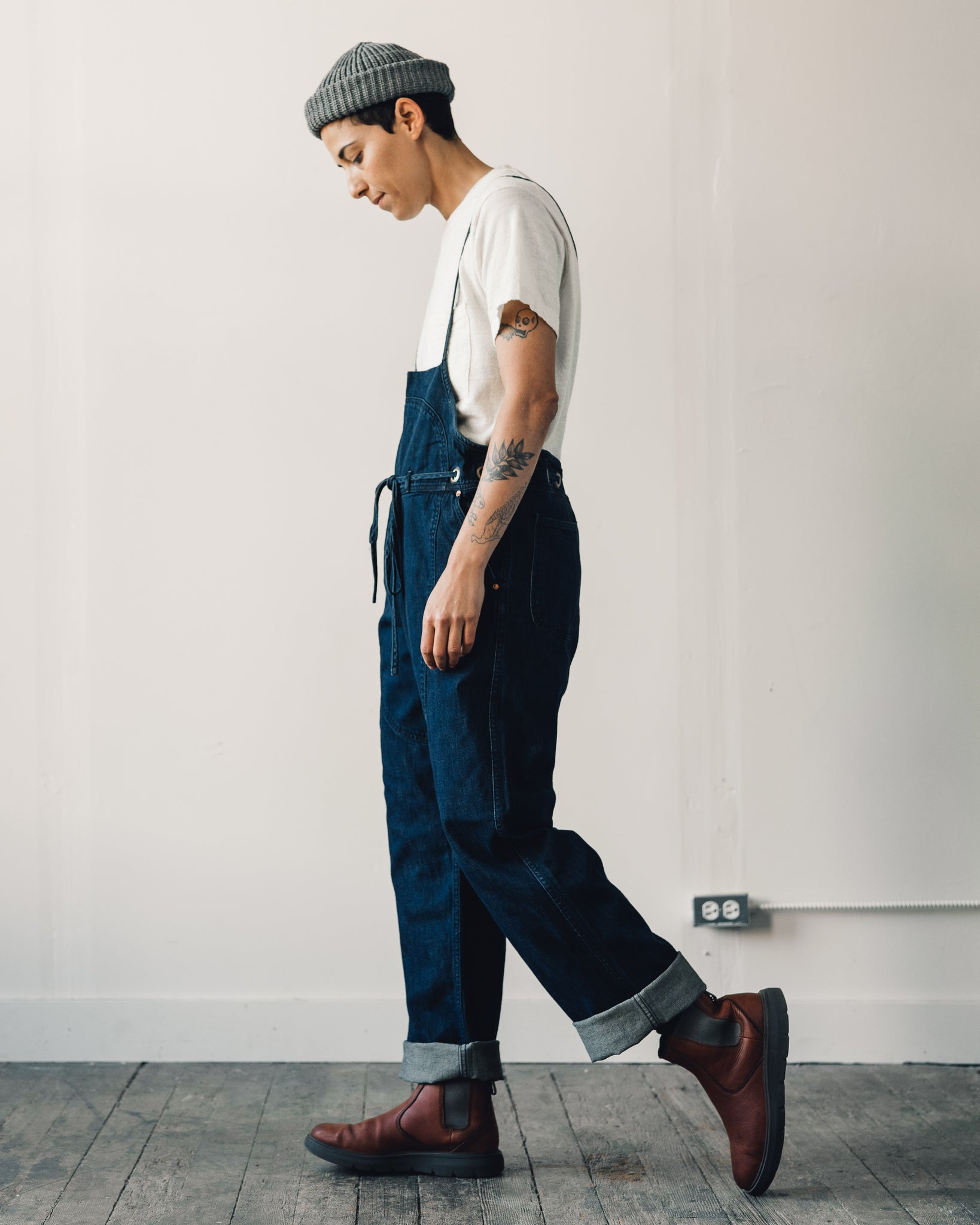 Kapital 12oz Denim Welder Overall