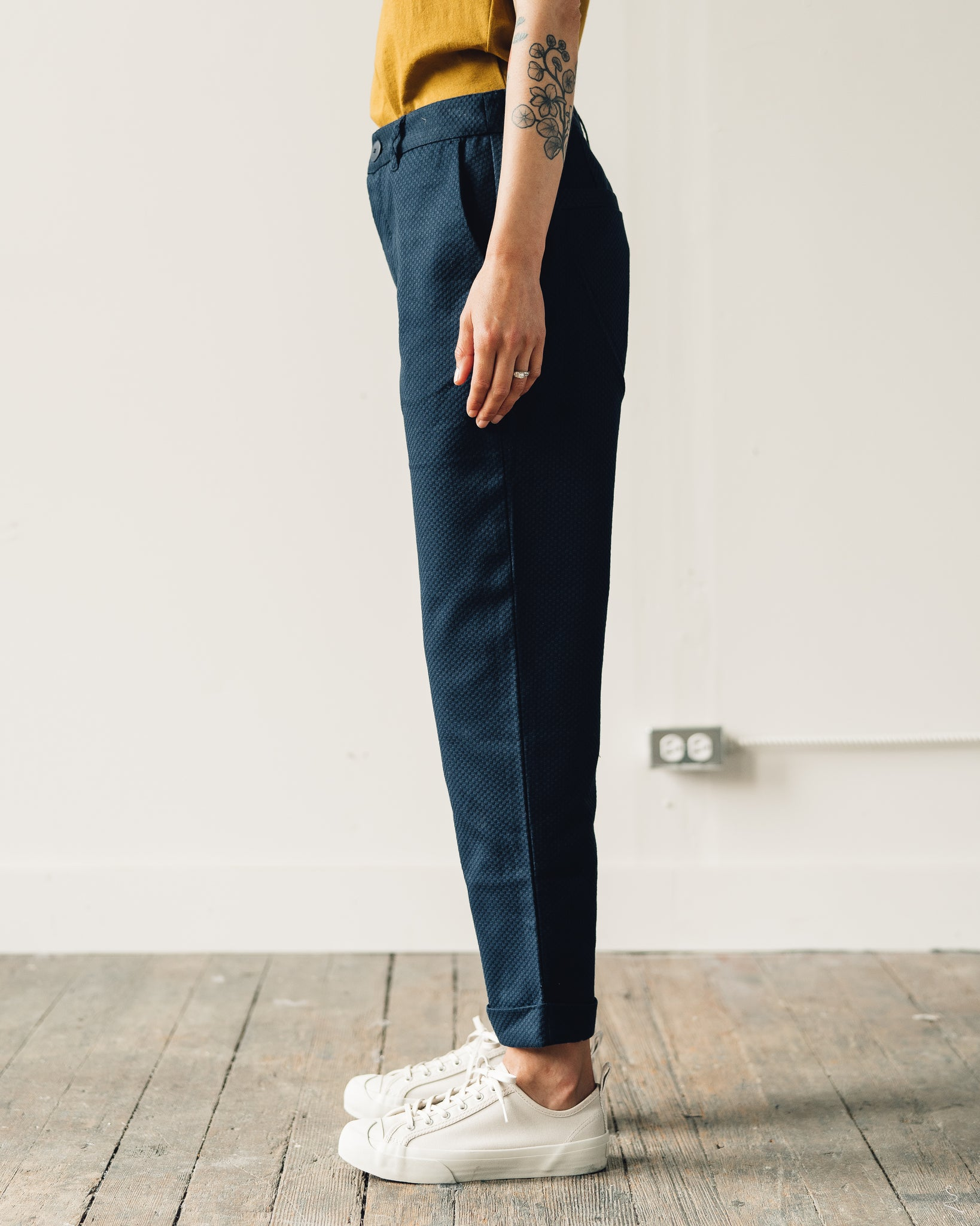 Kowtow Edition Pant, Navy