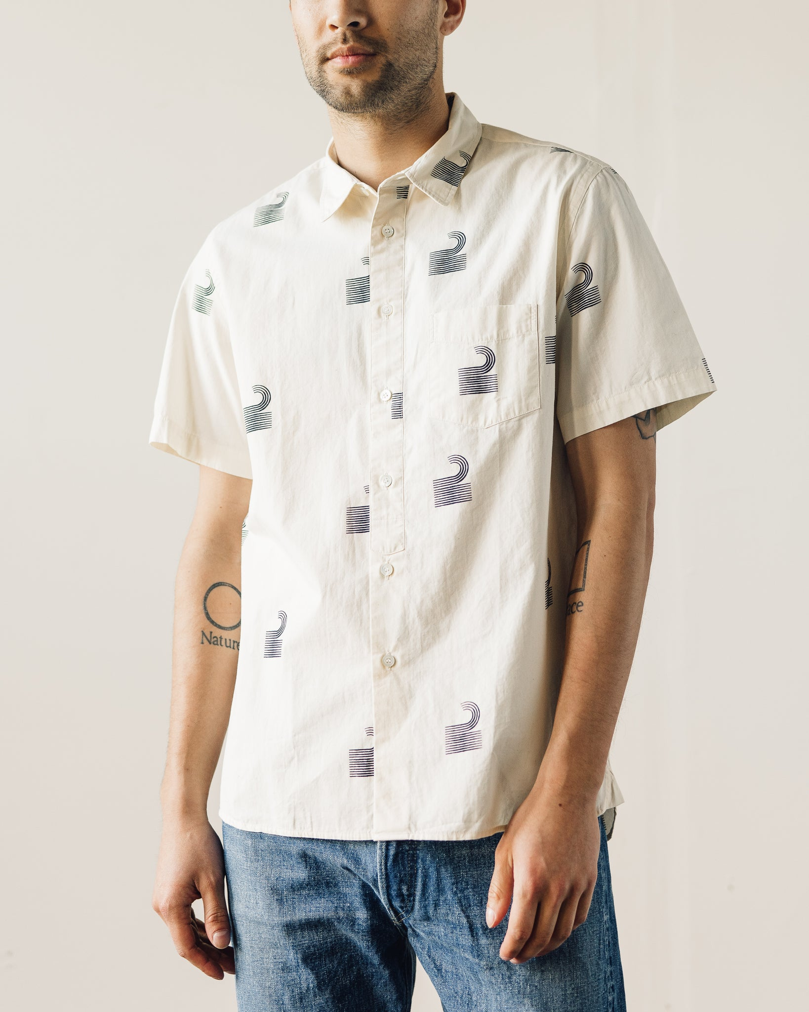 La Paz Alegre Shirt, Wave