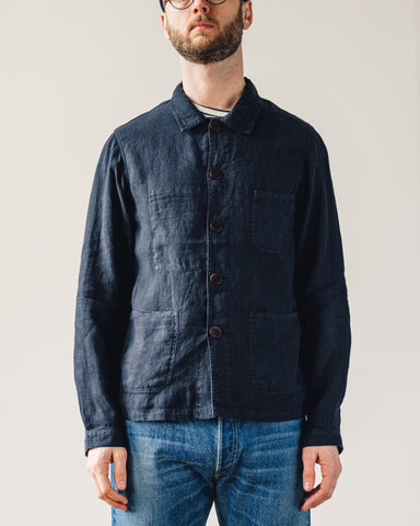 La Paz Baptista Jacket, Dark Navy