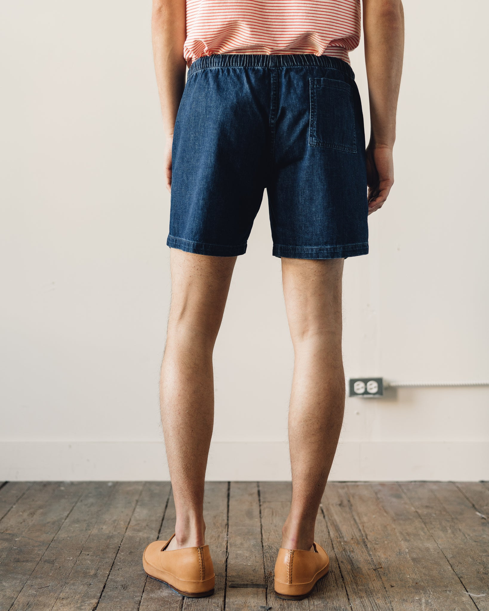 La Paz Formigal Beach Short, Denim