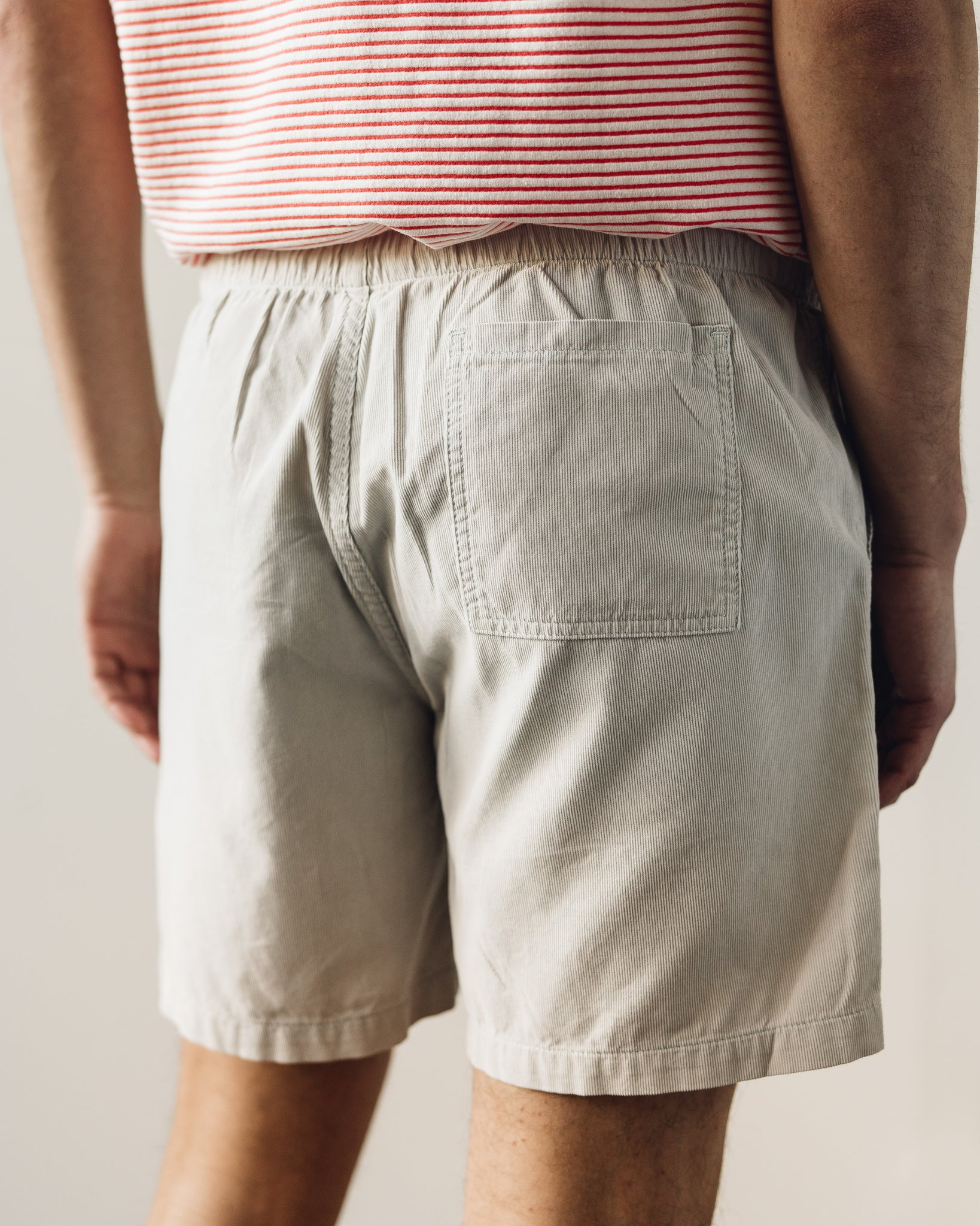 La Paz Formigal Beach Short, Grey