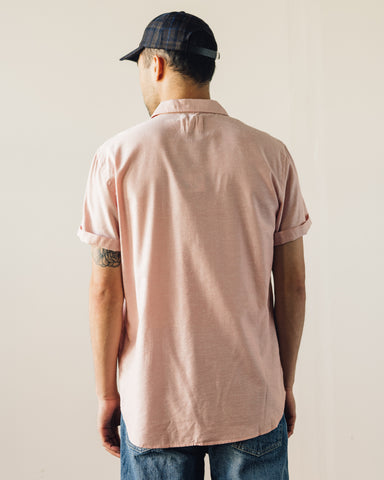La Paz Silveira Shirt, Dusty Pink Silk Blend