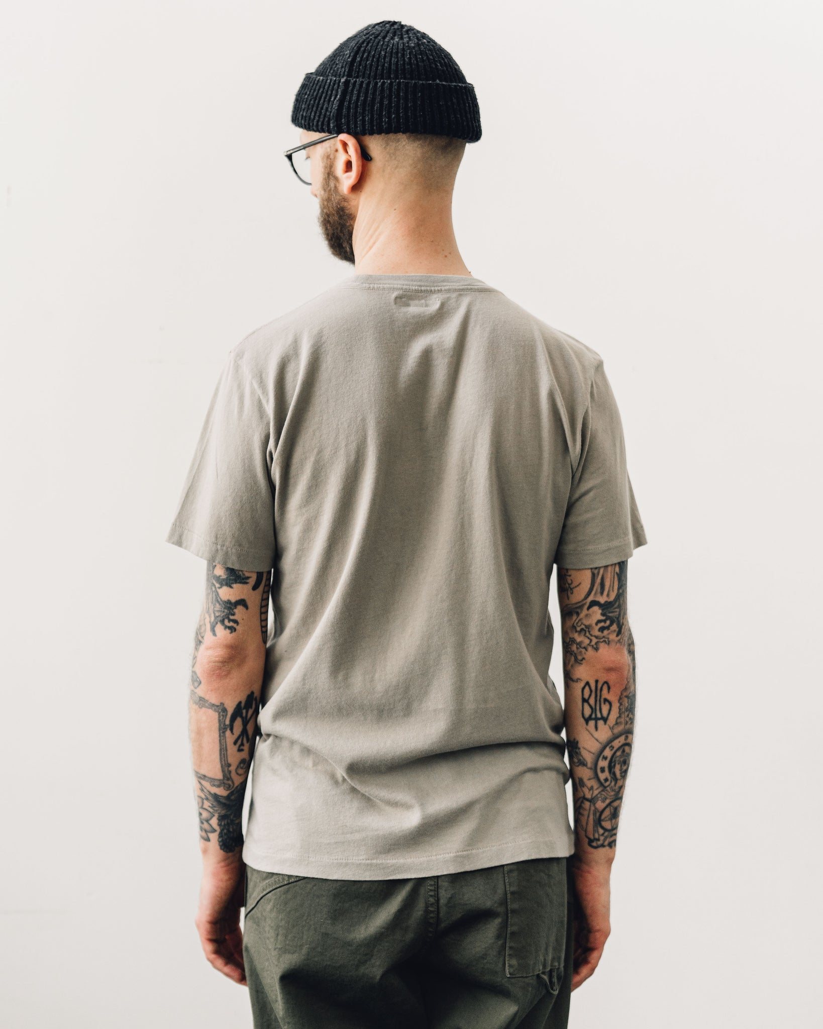 Lady White Lite Jersey T-Shirt, Taupe Fog