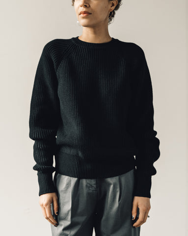 Mara Hoffman Avery Sweater, Black