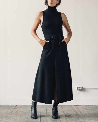 Mara Hoffman Elle Dress, Black