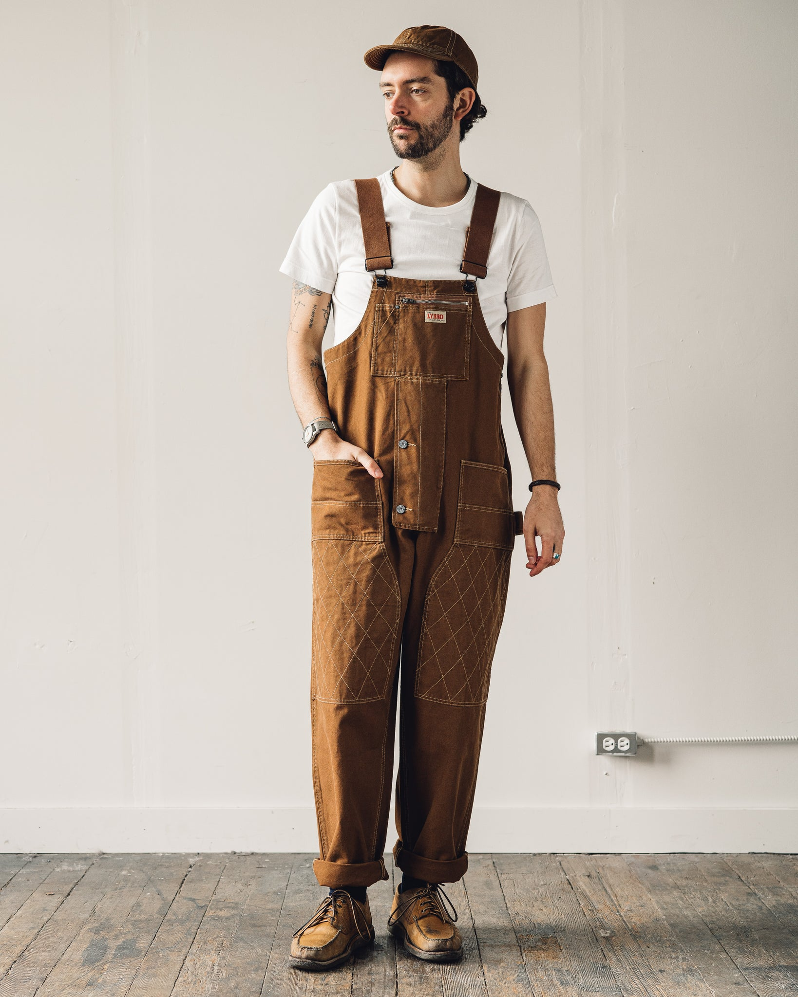 Nigel Cabourn Carpenter Dungaree