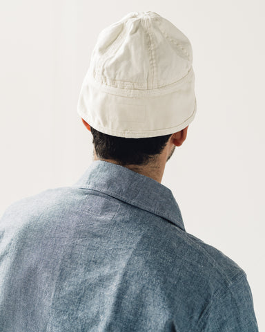 Nigel Cabourn Bucket Hat, Natural
