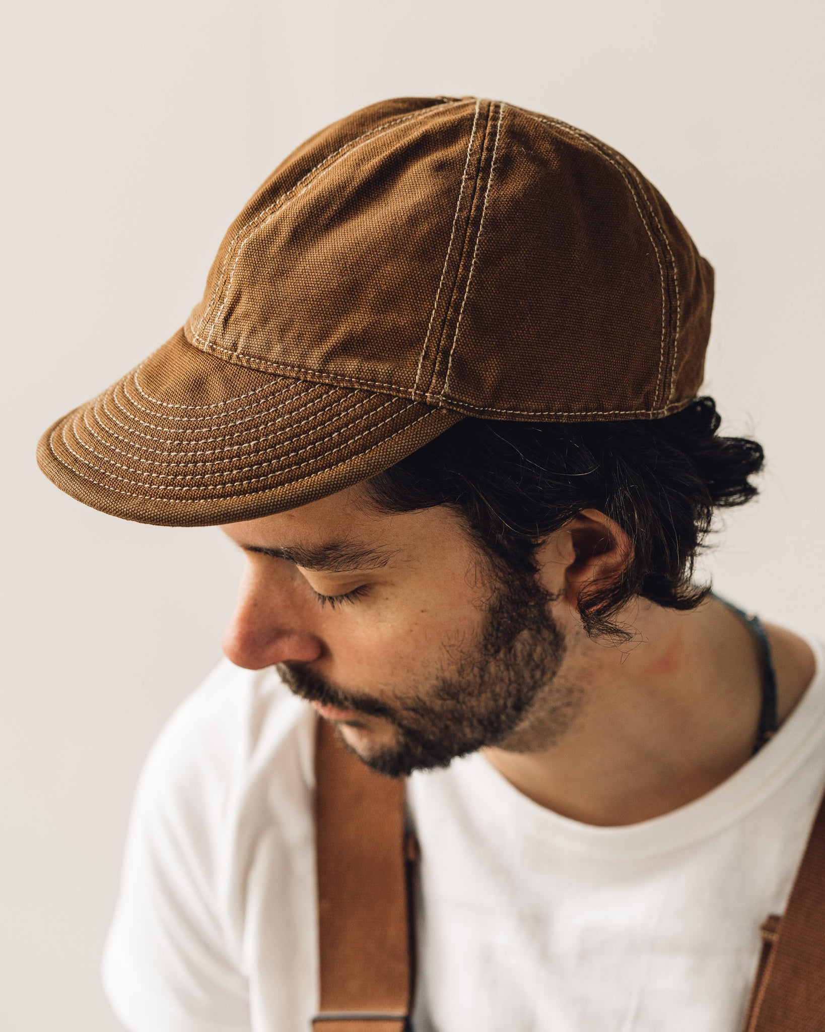 Nigel Cabourn Mechanics Cap