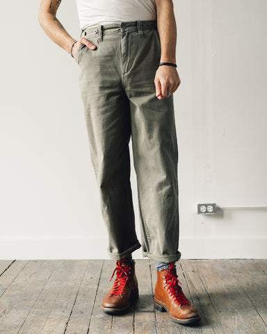 Nigel Cabourn Military Pant, Army