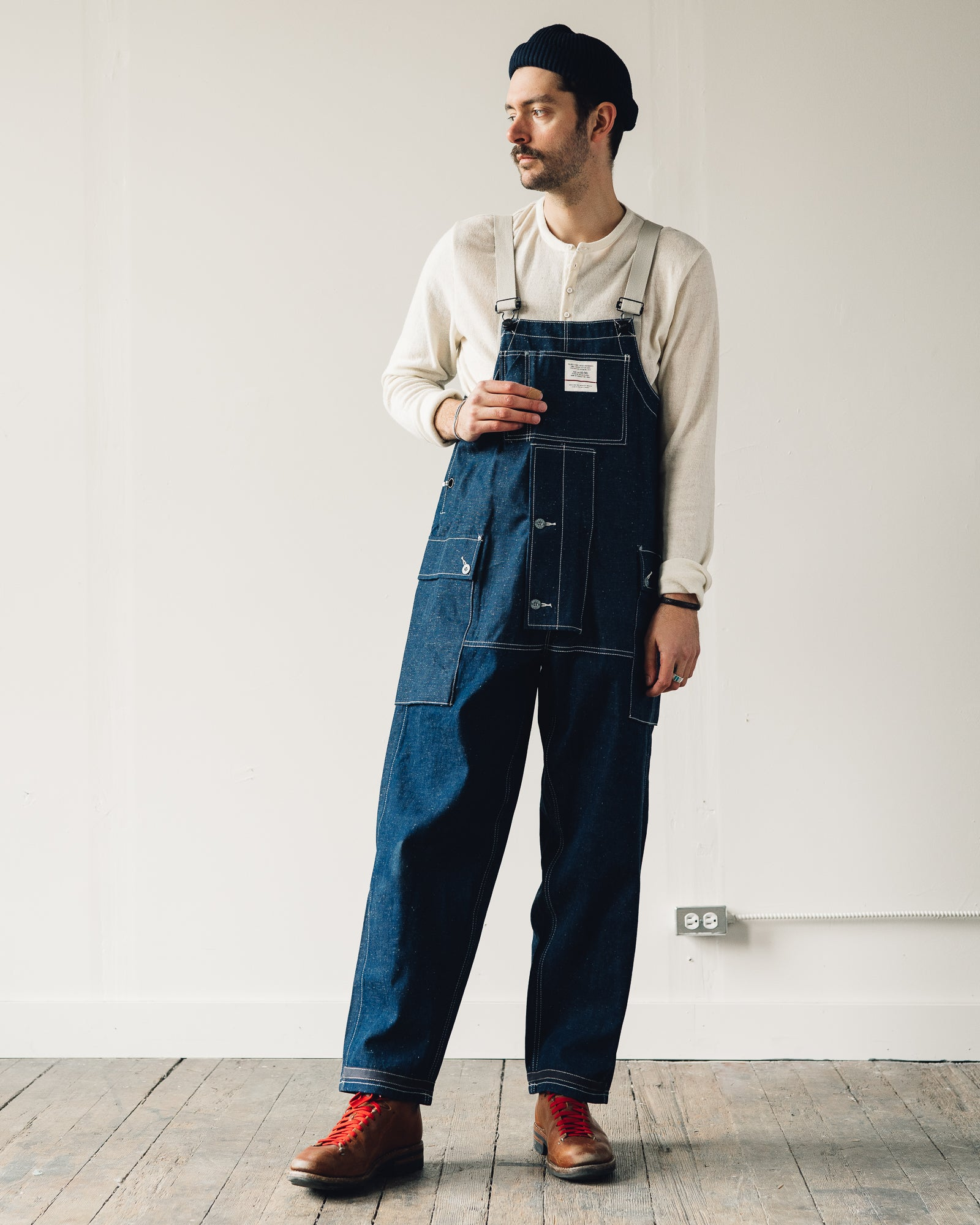 Nigel Cabourn Naval Dungaree
