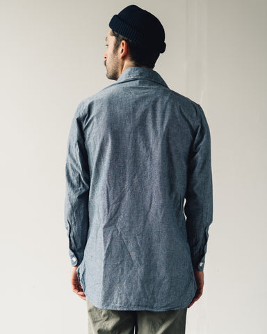 Nigel Cabourn Big Jacket, Denim