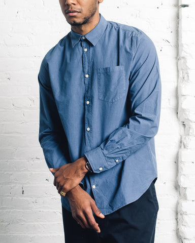 Norse Projects Osvald Classic Poplin Shirt