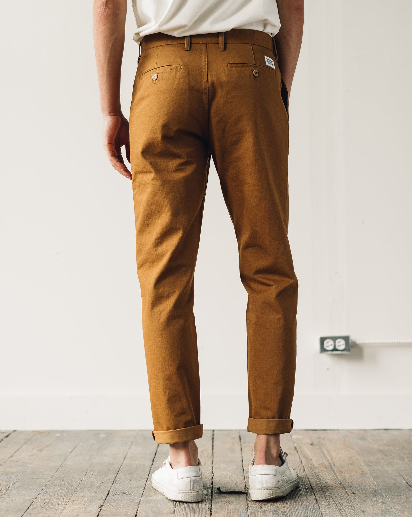 Norse Projects Aros Heavy, Russet