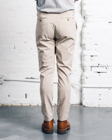 Norse Projects Aros Slim Light Stretch, Khaki