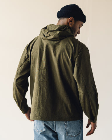 Norse Projects Kalix Anorak, Ivy Green