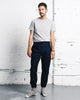 Norse Projects Linnaeus Wool Sweatpants, Navy
