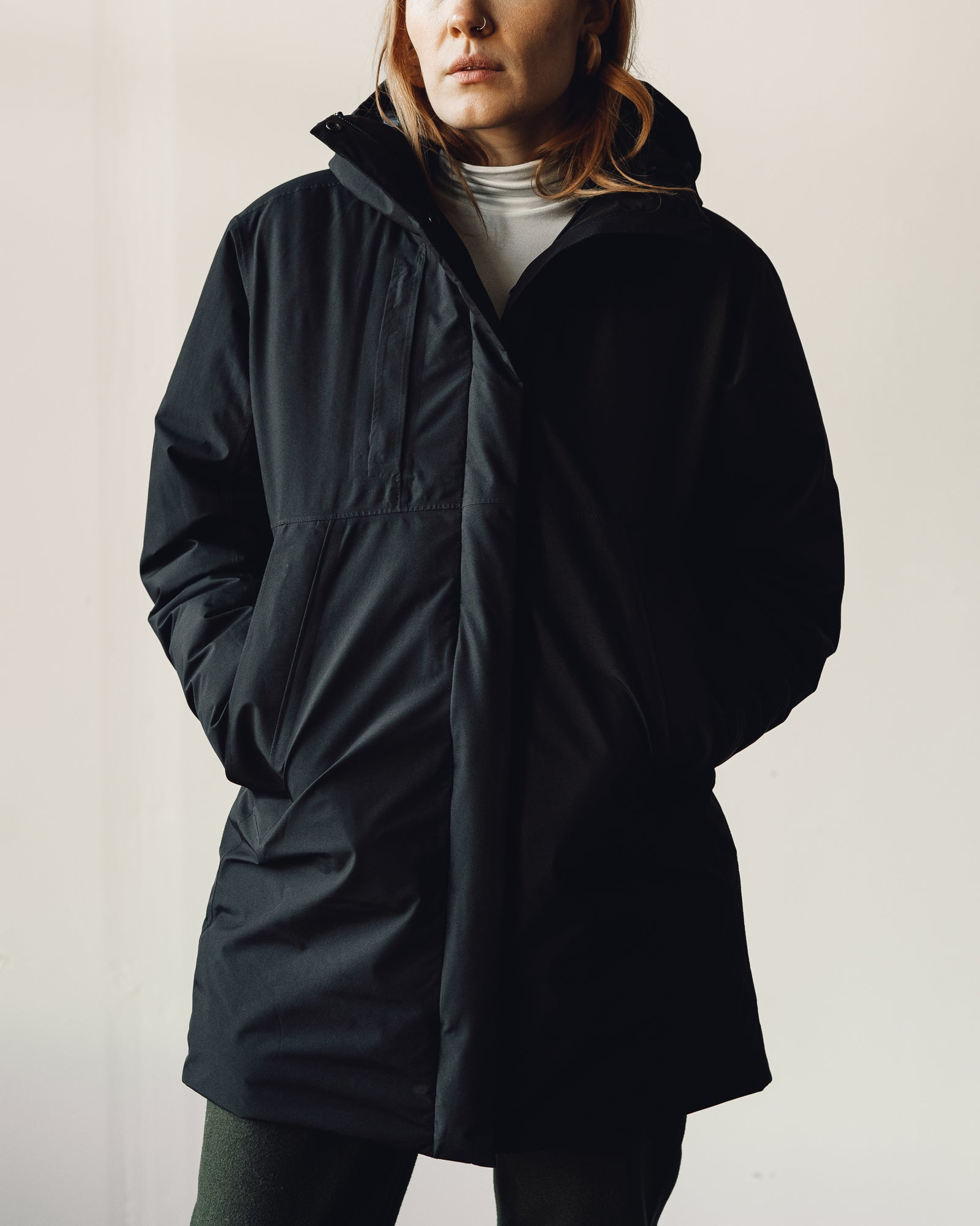 Norse Projects Oda GORE-TEX Jacket, Black