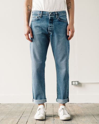 OrSlow 90's 105 Standard Denim, 2 Year Wash