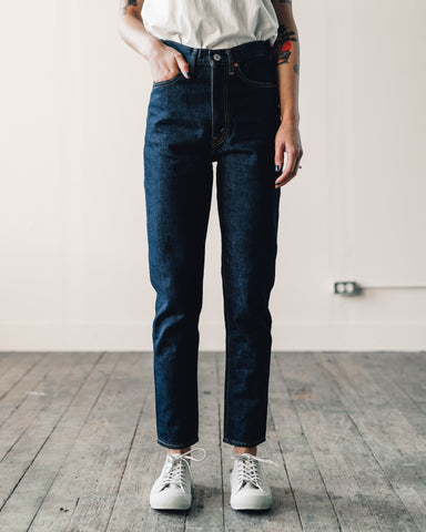 Orslow 307 Super Slim Denim, One Wash