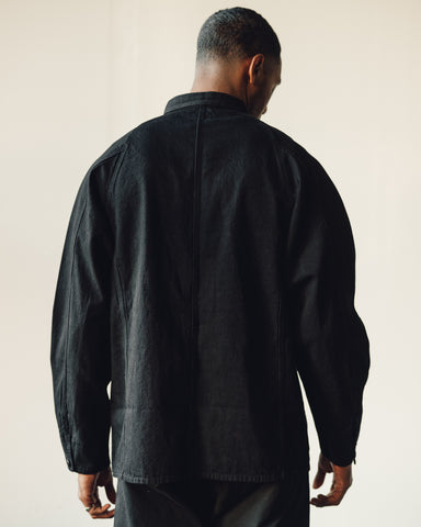 OrSlow 50's Coverall, Black