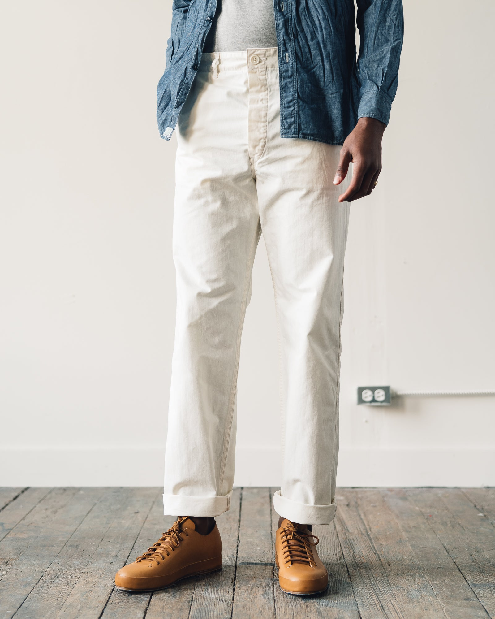 OrSlow French Work Pant