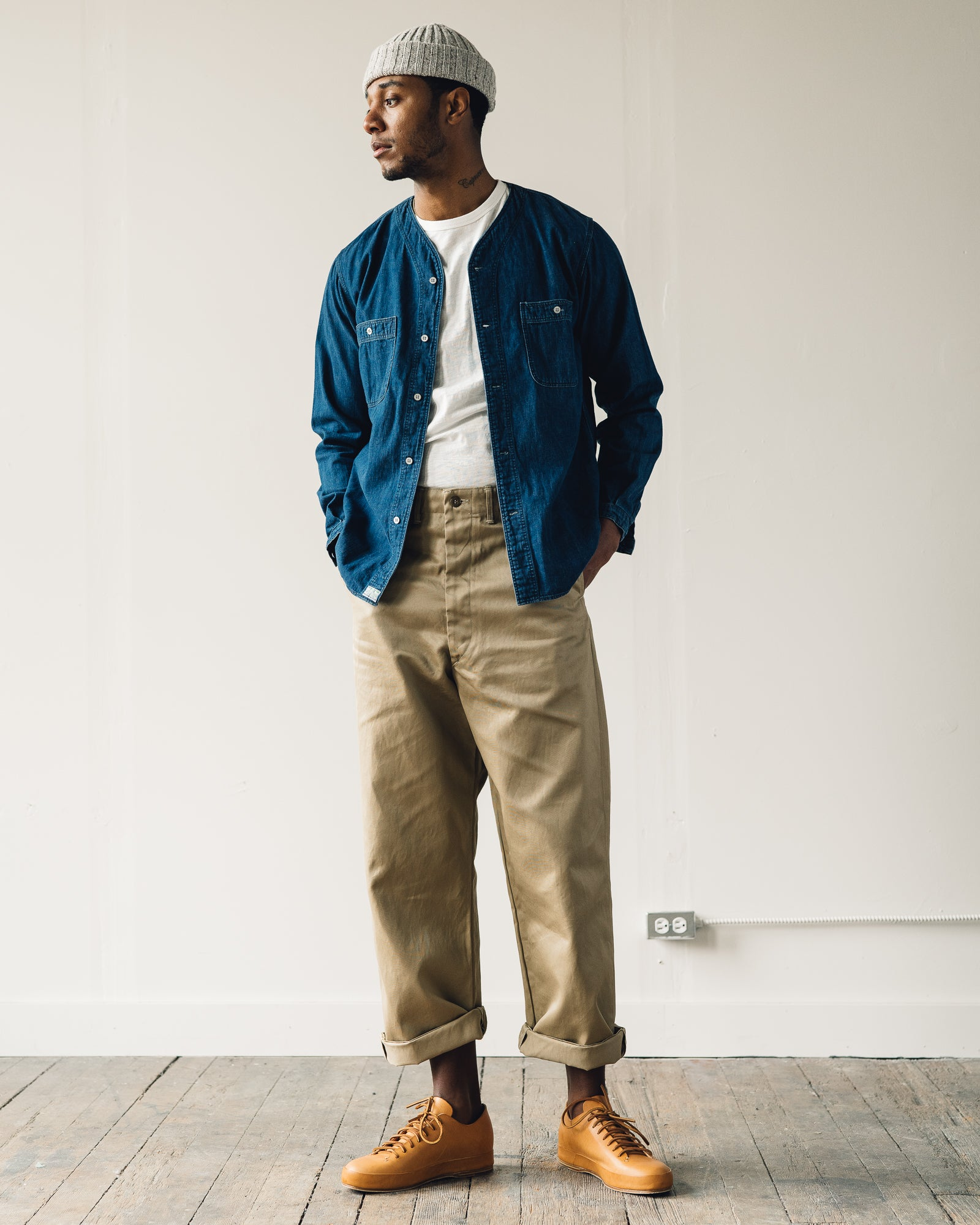 Orslow Vintage Fit Army Trousers