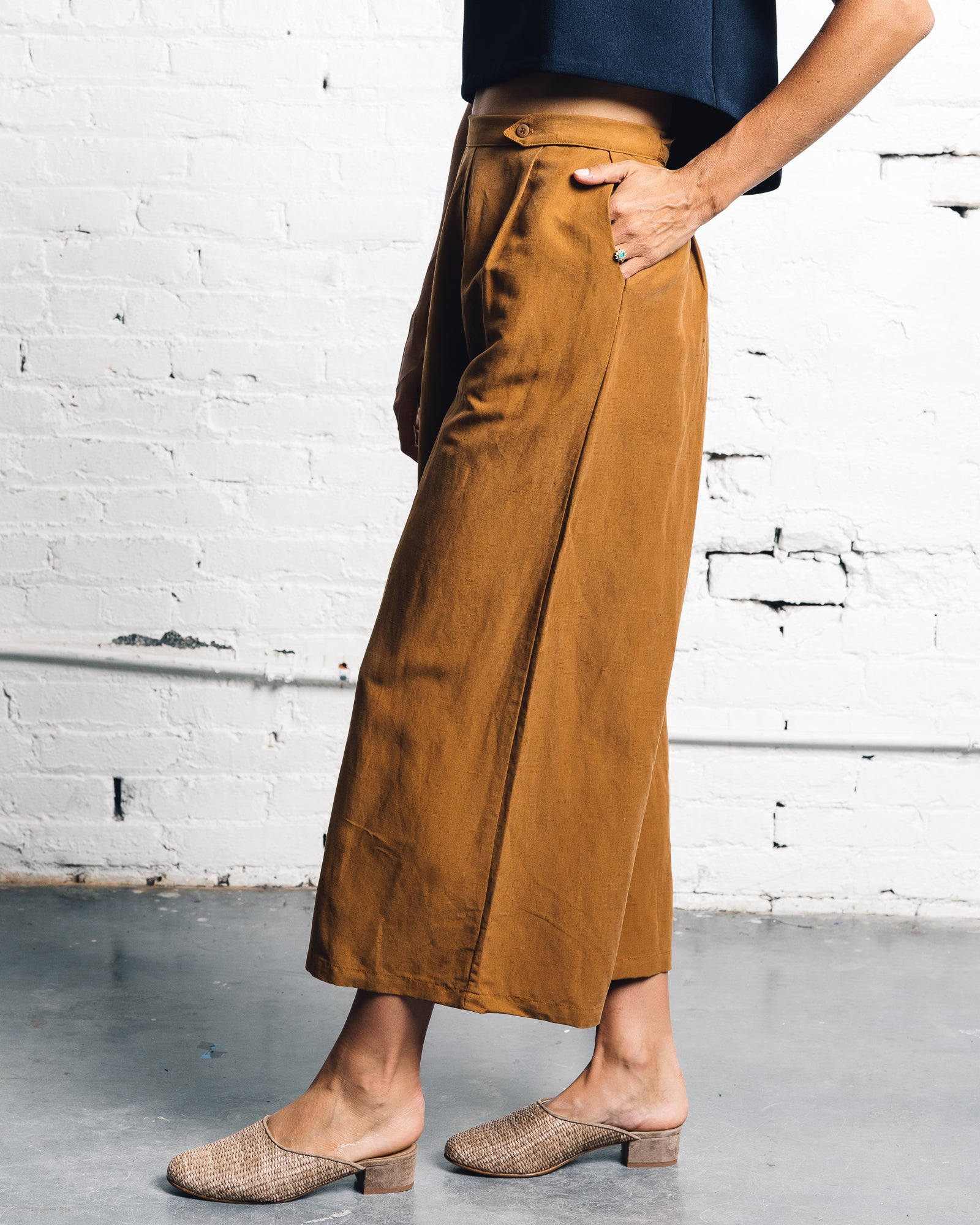 Ozma Studio Pant, Copper