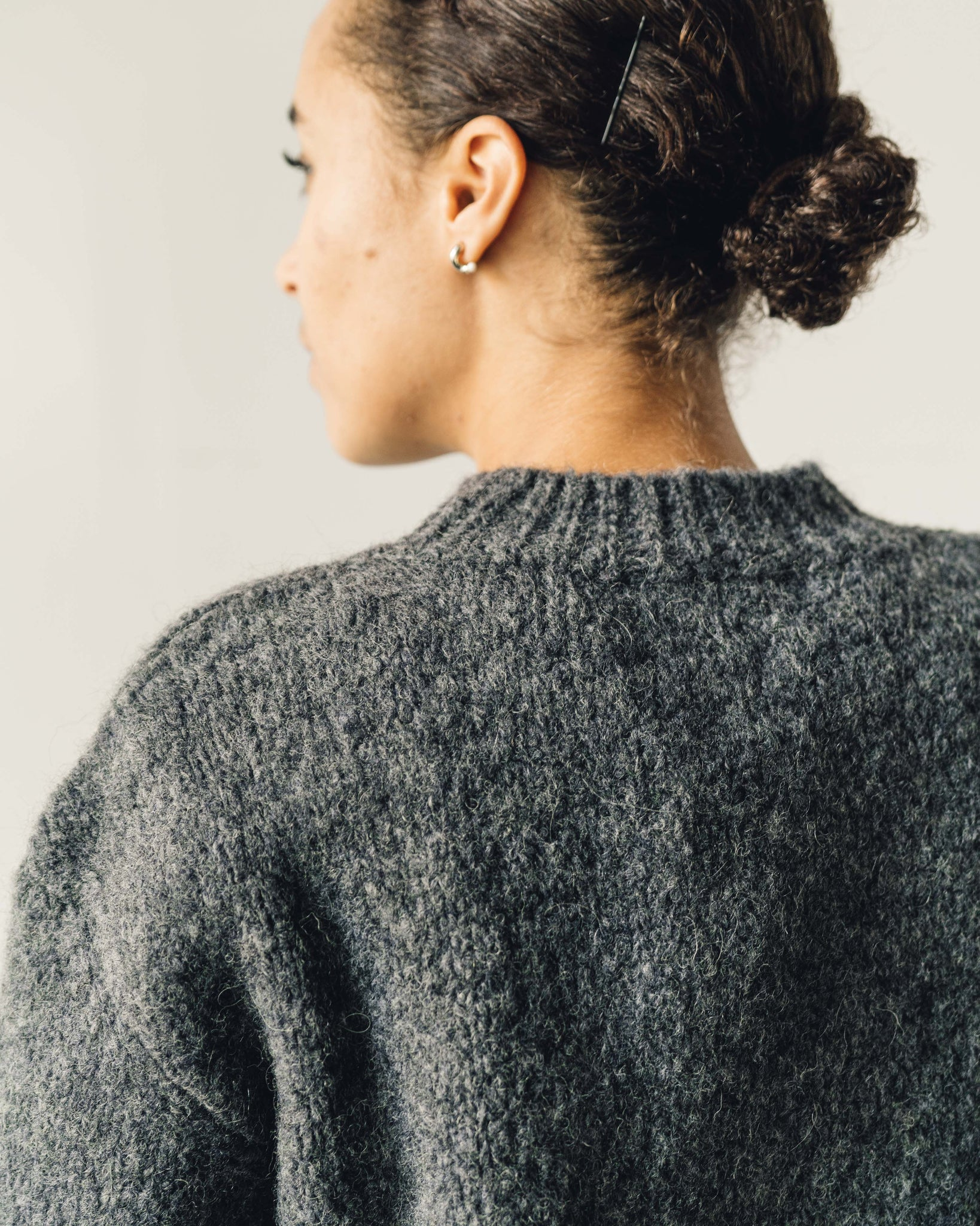 Paloma Wool Palmira Sweater, Dark Grey