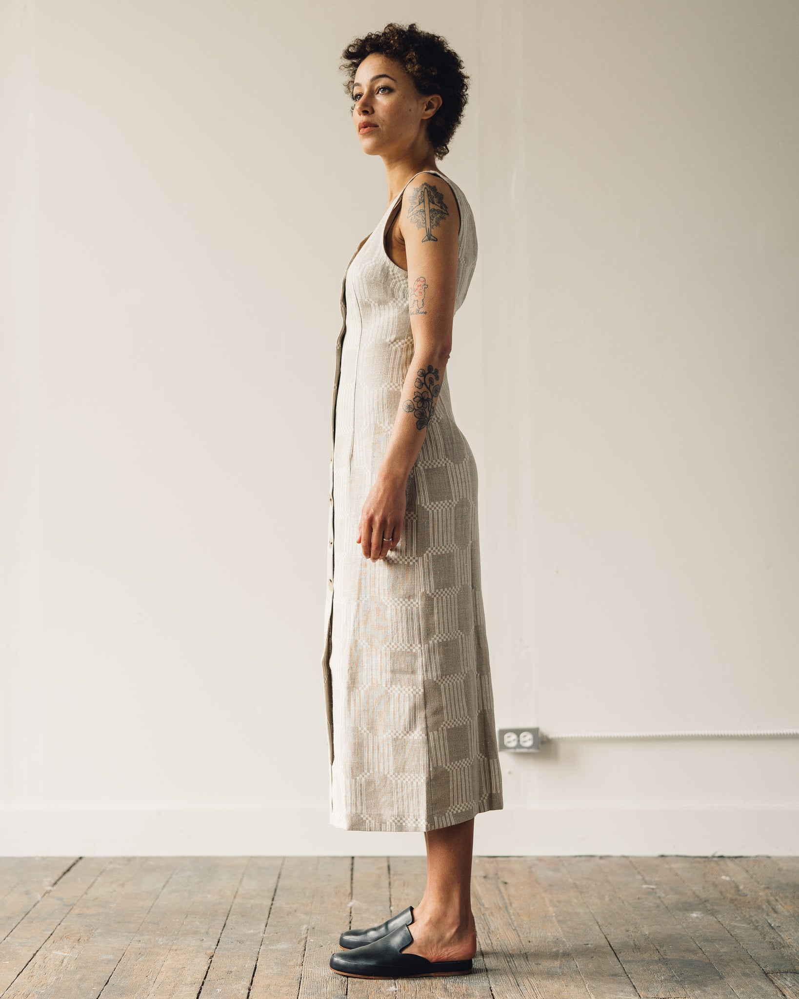 Paloma Wool Mafer Dress, Stone