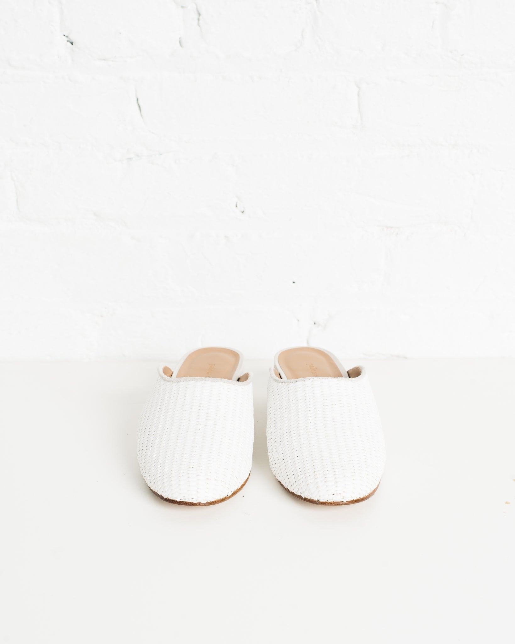 Paloma Wool Pia Mule, Off-white