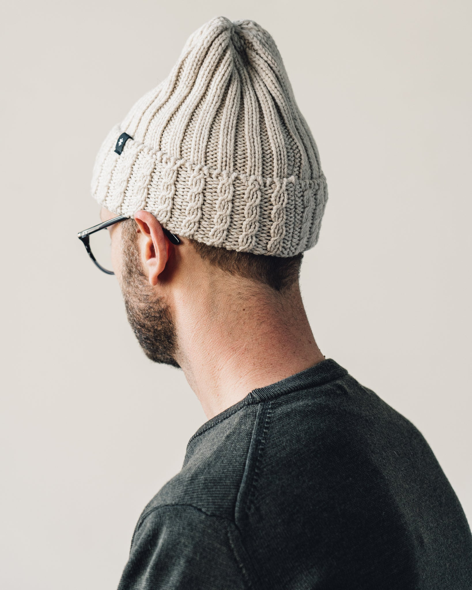 Snow Peak Wool Knitted Cap