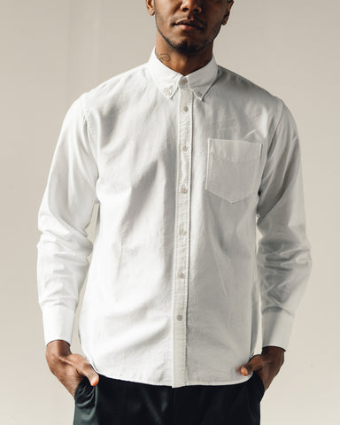 Universal Works Everyday Shirt, White