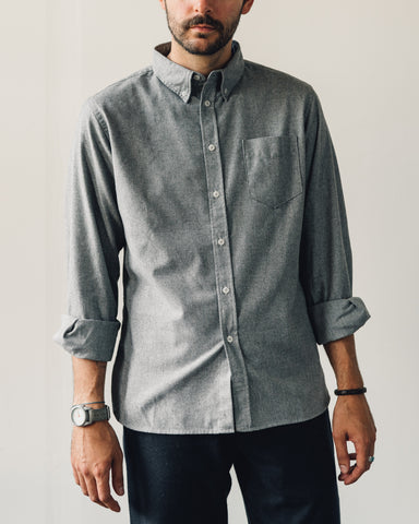 Universal Works Everyday Shirt, Grey