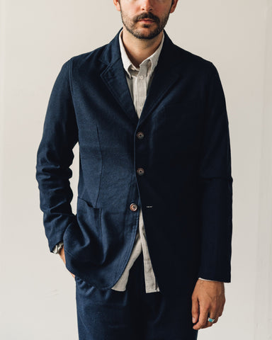 Universal Works London Jacket, Navy