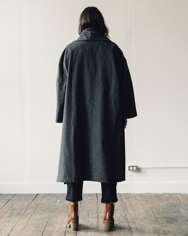 Vestige Acuity Coat, Charcoal