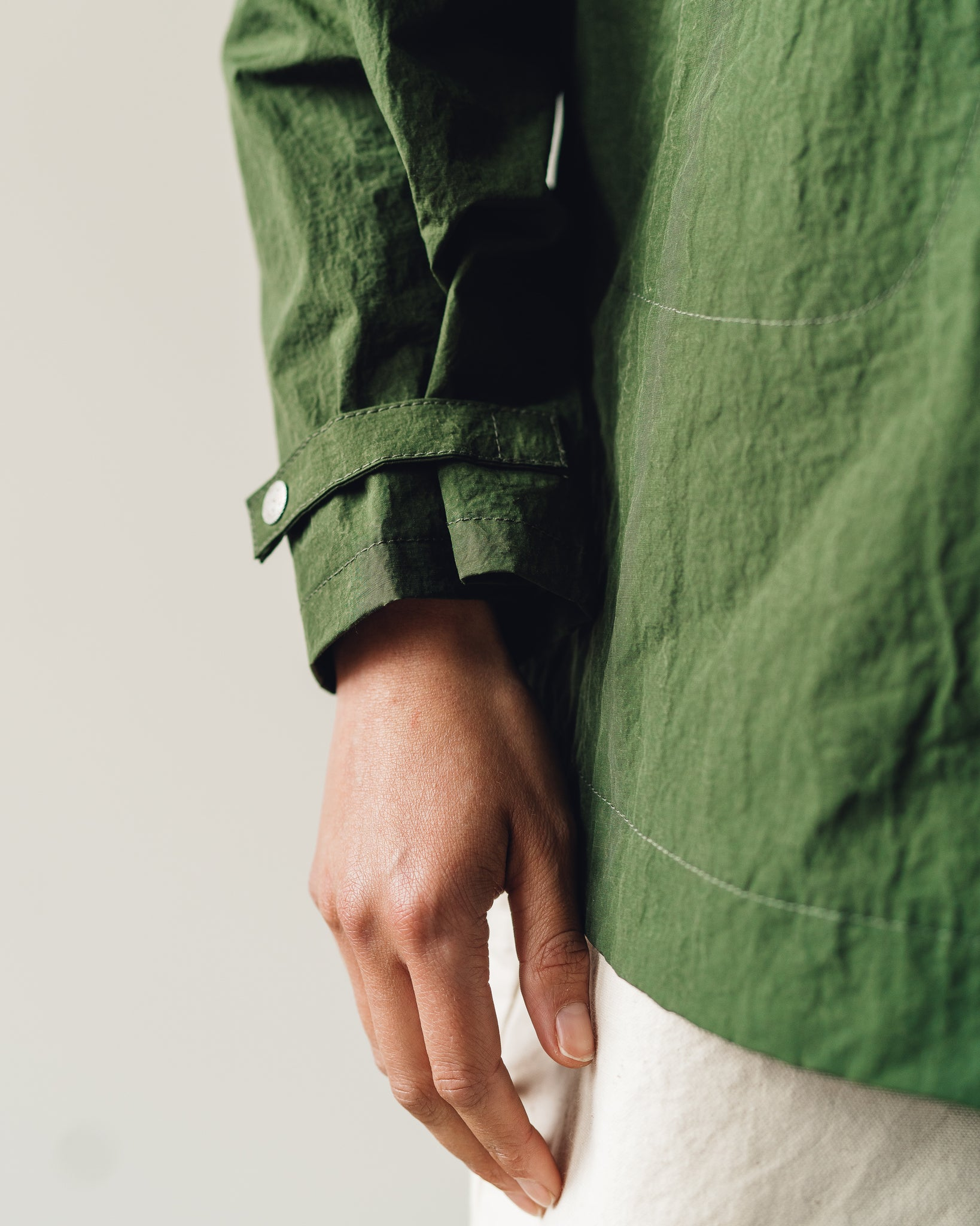 W'menswear Safety Smock, Green