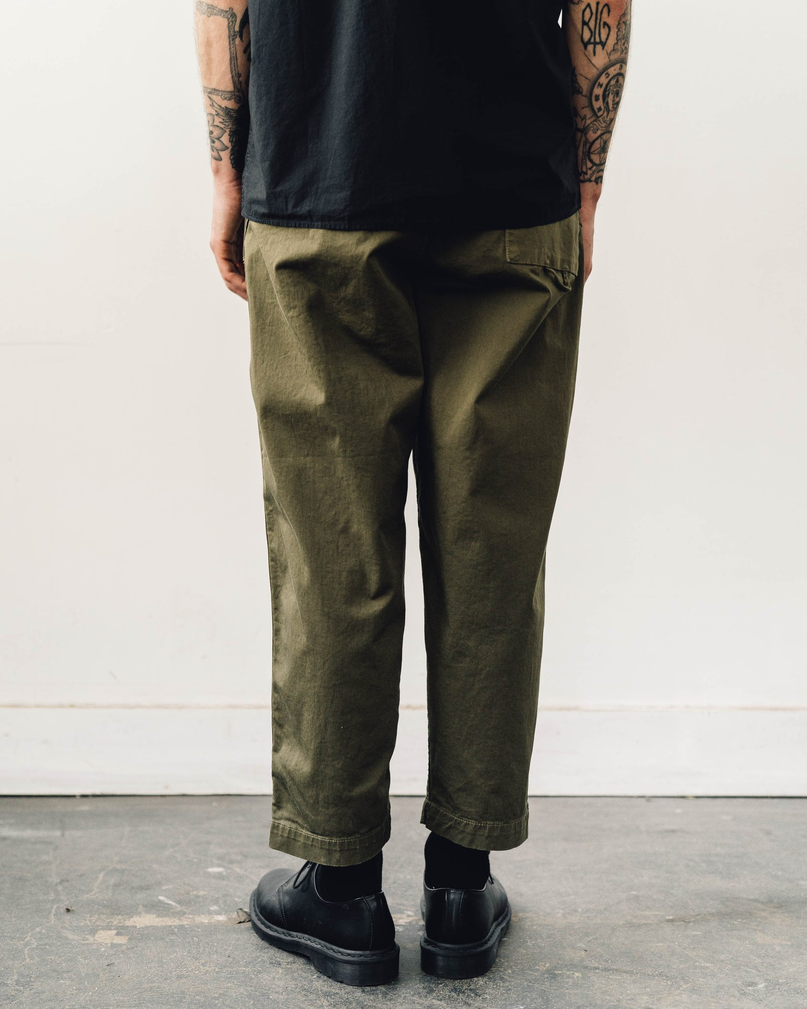 You Must Create Alva Skate Pant, Olive