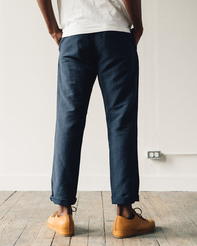 You Must Create Deja Vu Trouser, Navy