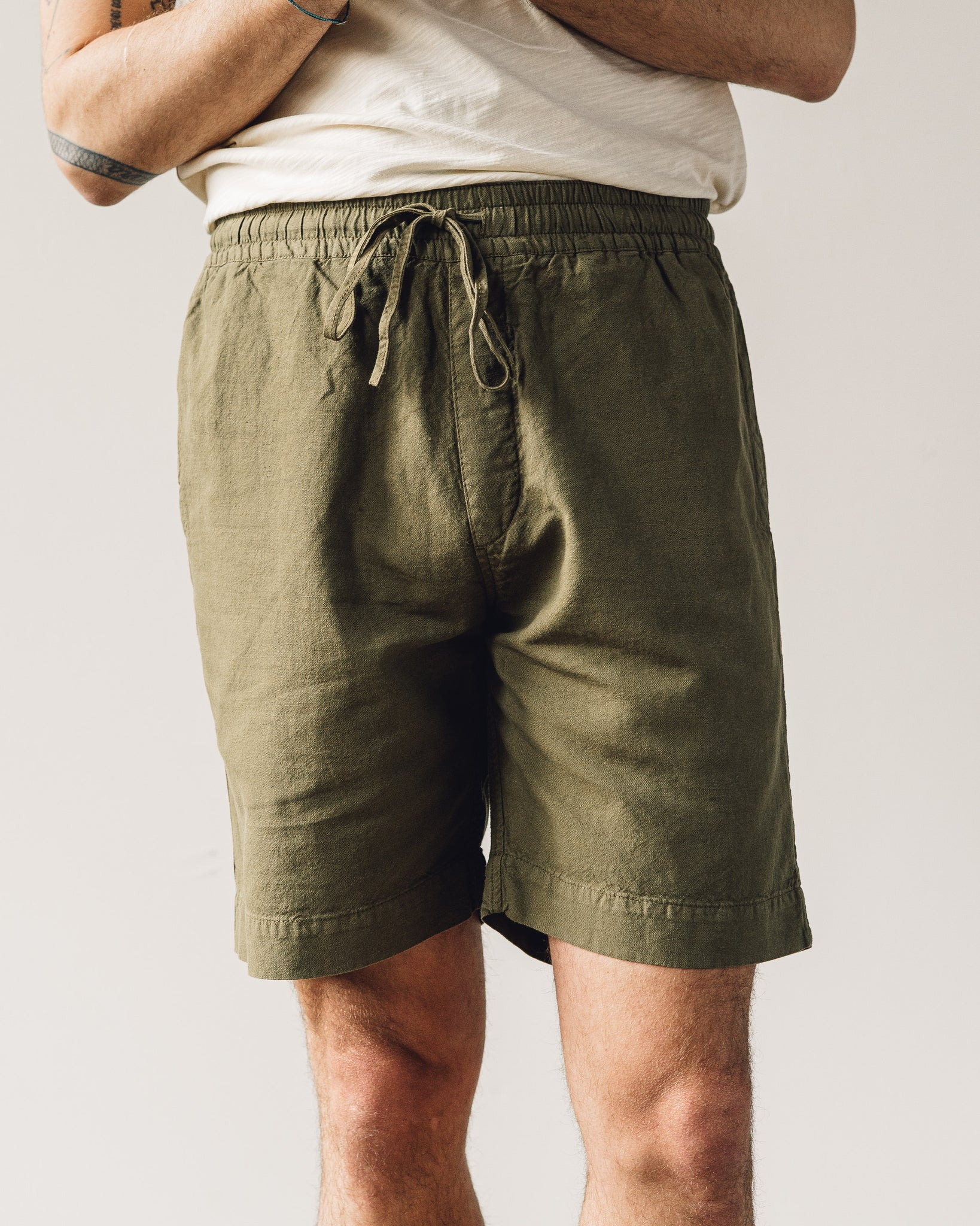 You Must Create Jay Skate Short, Olive
