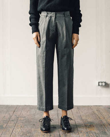 You Must Create Market Trouser, Slate