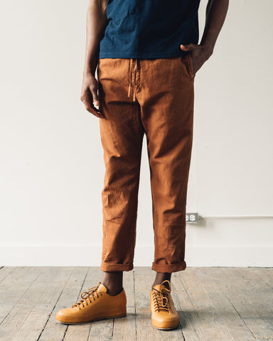 You Must Create Alva Skate Pant, Brown