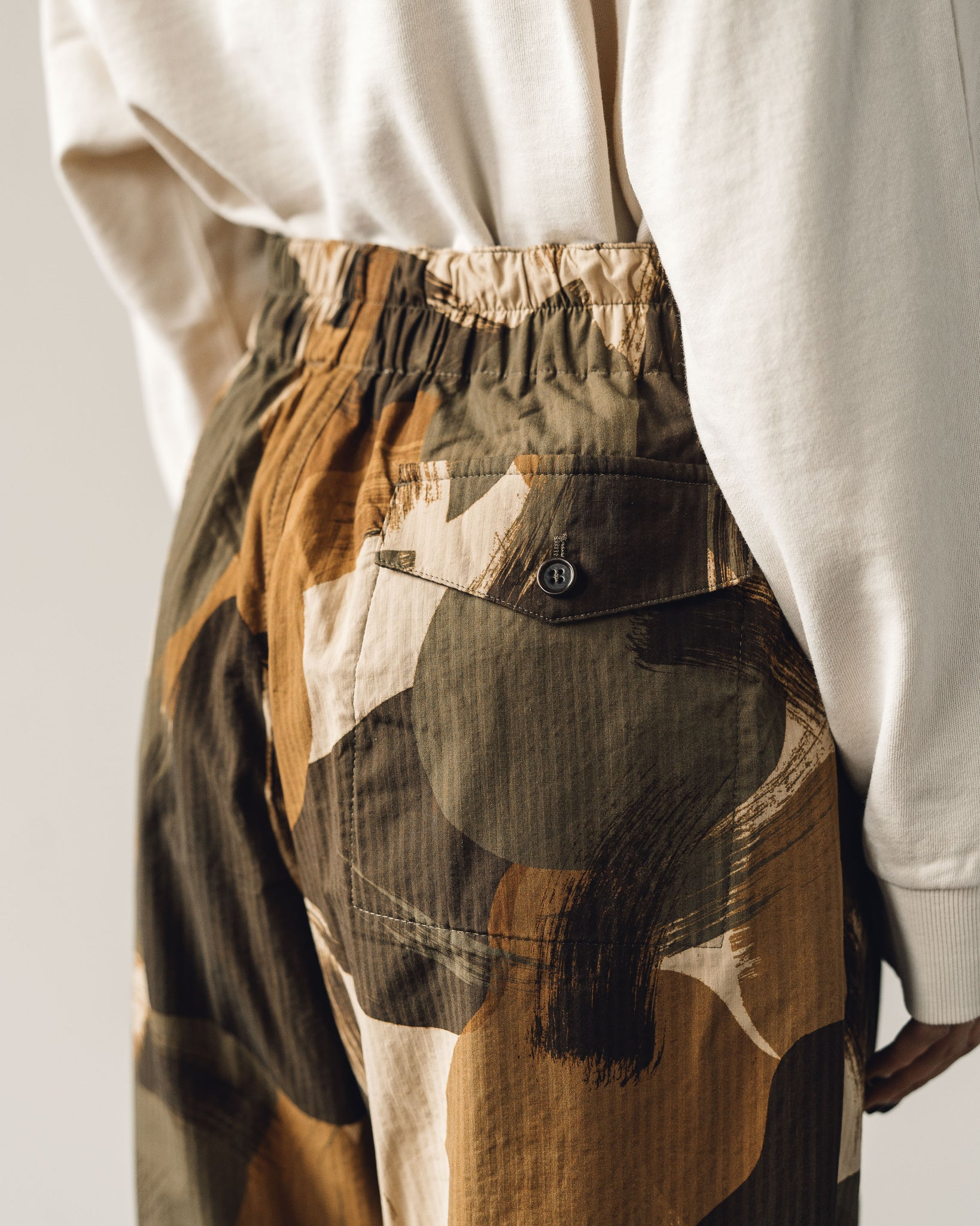 You Must Create Sylvian Trouser, Multi