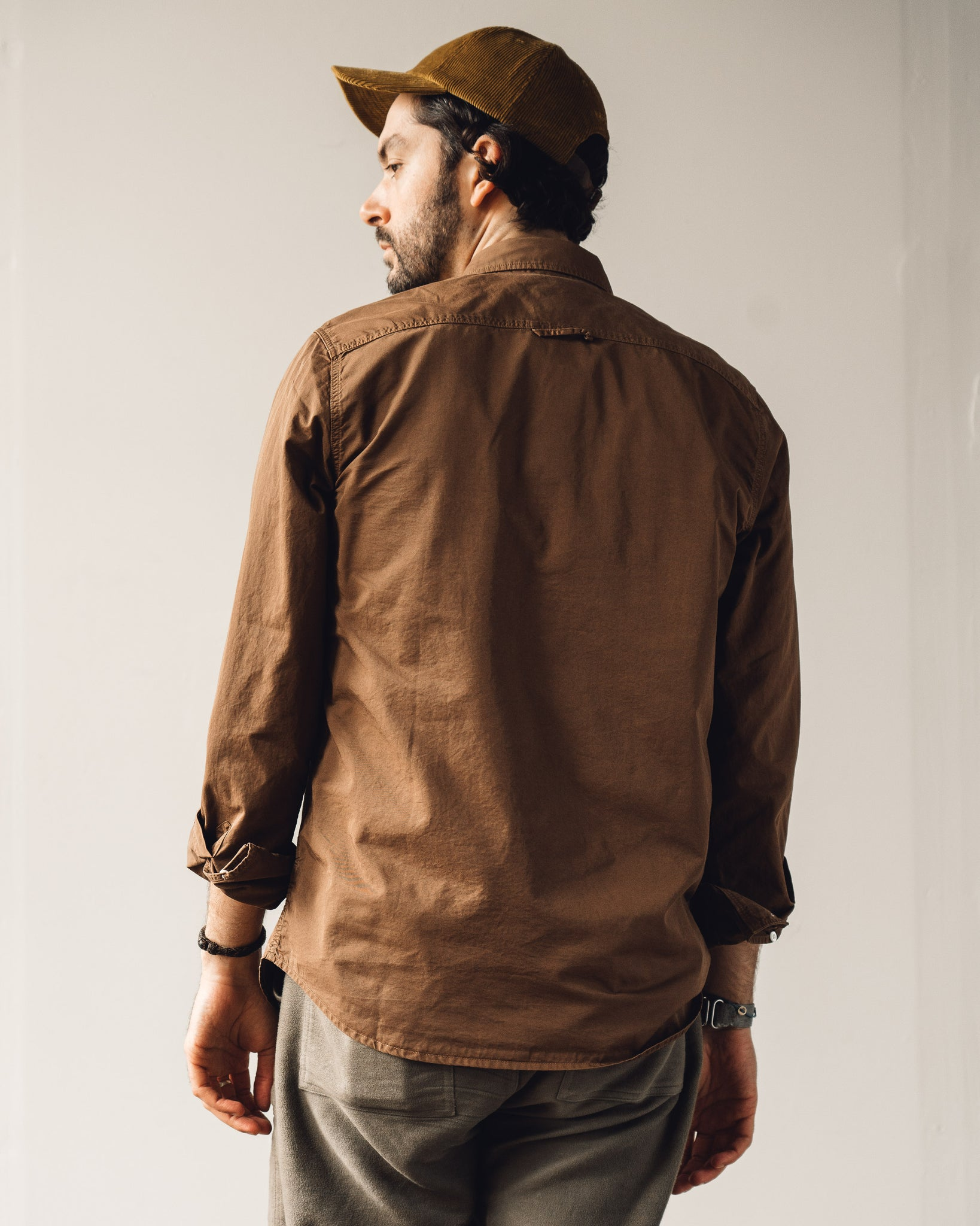Norse Projects Villads Light Twill Shirt, Duck